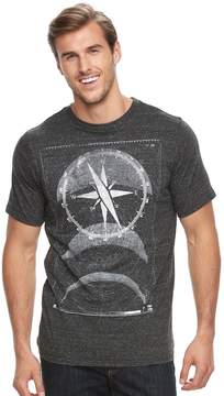 Apt. 9 Big & Tall Double Dash Compass Tee