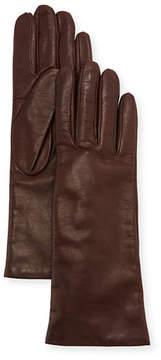 Portolano Cashmere-Lined Napa Leather Gloves