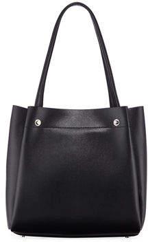 Neiman Marcus Saffiano Leather Tote Bag
