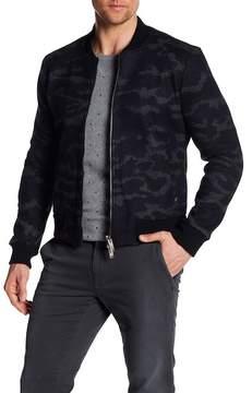Mason Camo Bomber Jacket