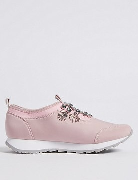 Marks and Spencer Embellished Trainers