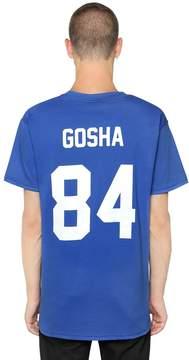 Les (Art)ists Gosha Printed Cotton Jersey T-Shirt