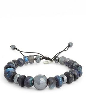 Chan Luu Women's Mystic Semiprecious Stone Adjustable Bracelet