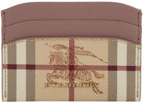 Burberry Izzy Card Holder - PURPLE - STYLE