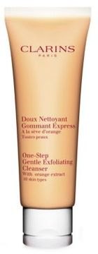 Clarins One-Step Gentle Exfoliating Cleanser - Orange Extract/4.3 oz.