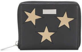 Stella McCartney Stars zip wallet