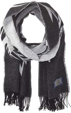 Pendleton Jacquard Muffler Scarves