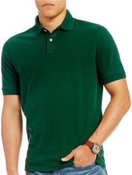 Daniel Cremieux Favorite Solid Pique Short-Sleeve Polo Shirt