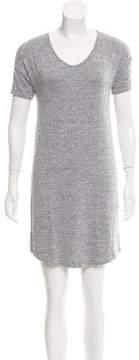 Rag & Bone T-Shirt Mini Dress