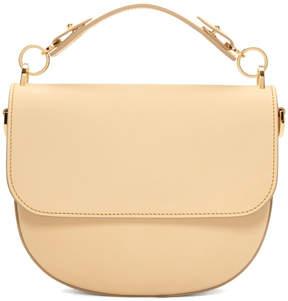 Sophie Hulme Beige Medium Bow Bag