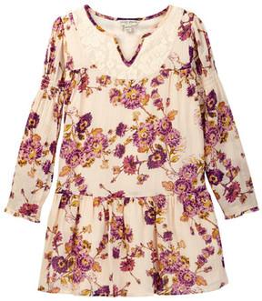 Lucky Brand Charlene Floral Dress (Big Girls)