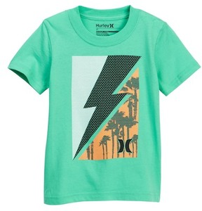 Hurley Lightening Tee (Toddler Boys)