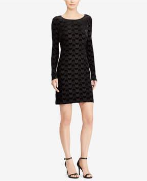 American Living Velvet Burnout Dress