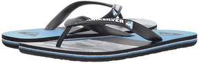 Quiksilver Molokai Blocked Resin Men's Sandals