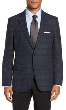 BOSS Men's Jeen Trim Fit Wool Sport Coat
