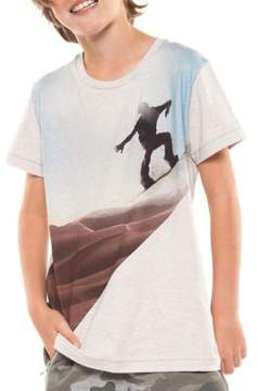 Dex Boy's Skate Graphic Cotton Tee