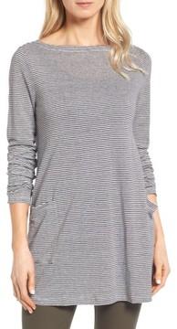 Eileen Fisher Women's Organic Linen Knit Tunic