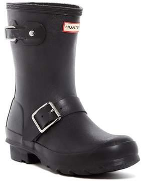 Hunter Biker Waterproof Rain Boot (Little Kid & Big Kid)