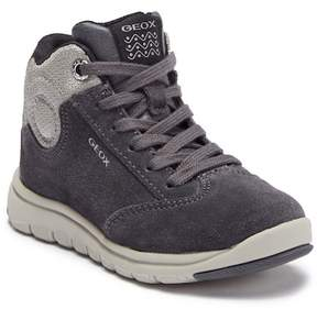 Geox Xunday Mid Top Sneaker (Toddler, Little Kid, & Big Kid)