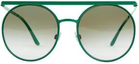 Giorgio Armani Oversized sunglasses