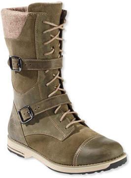 L.L. Bean Women's Park Ridge Casual Lace-Up Boots