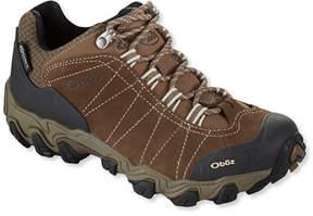 L.L. Bean Women's Oboz Bridger Waterproof Hiking Shoes