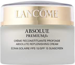 Lancôme ABSOLUE PREMIUM ßx – Absolute Replenishing Cream SPF 15 Sunscreen
