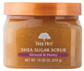 Tree Hut Almond & Honey Shea Sugar Scrub 18 oz