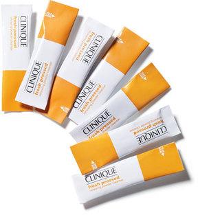 Clinique Fresh Pressed Powder Cleanser with Pure Vitamin C