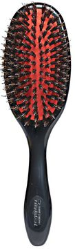 Denman Medium Natural Bristle & Nylon Pin Grooming Brush