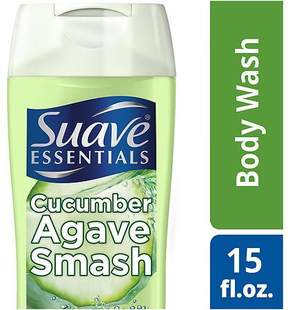 Suave Essentials Body Wash Essential Cucumber Agave