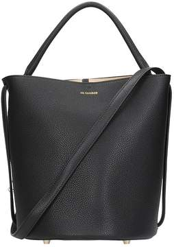Jil Sander Basket Handle Mid Bag