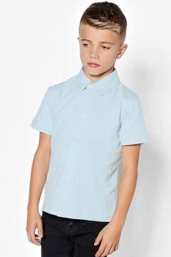 boohoo Boys Short Sleeve Jersey Shirt