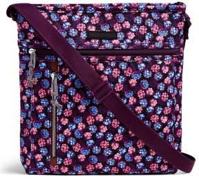 Vera Bradley Lighten Up Travel-Ready Cross-Body Bag - BERRY BURST - STYLE