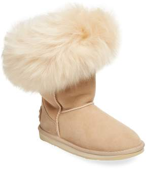 Australia Luxe Collective Women's Foxy Short Fur Boot