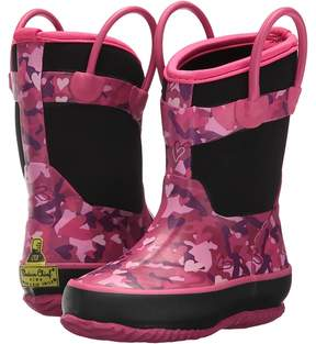 Western Chief Heart Camo Neoprene Boot (Toddler/Little Kid)