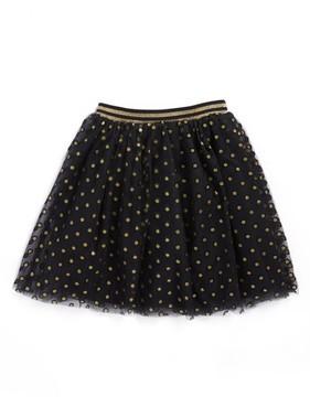Truly Me Toddler Girl's Sparkle Dot Tutu Skirt