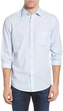 Rodd & Gunn Taylorville Trim Fit Woven Sport Shirt