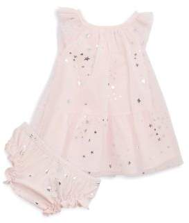 Kate Mack Baby's Two-Piece Stardust Fairy Dress and Bloomers Set