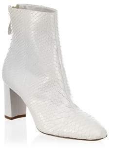 Alexandre Birman Regina Leather Booties