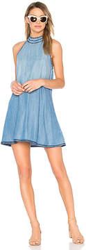 Bella Dahl Halter Mini Dress