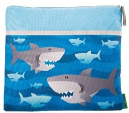 Stephen Joseph Shark Wet/Dry Bag 8145821