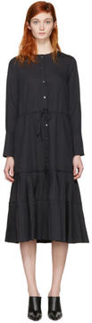 Brock Collection Black Dorraine Dress