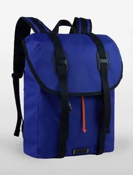 Calvin Klein flap drawstring backpack