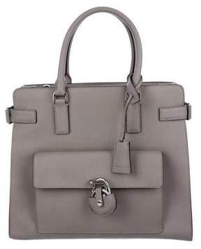 Michael Kors Multi-Pocket Leather Handle Bag