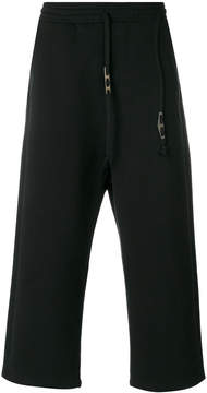 Damir Doma cropped trousers