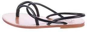 Opening Ceremony Multistrap Thong Sandals