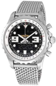 Breitling Chronospace Men's Watch SS