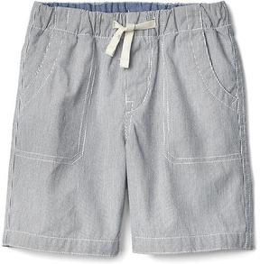 Gap Striped pull-on shorts