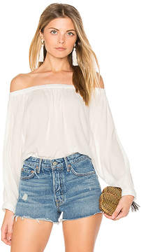 Blq Basiq Off Shoulder Top